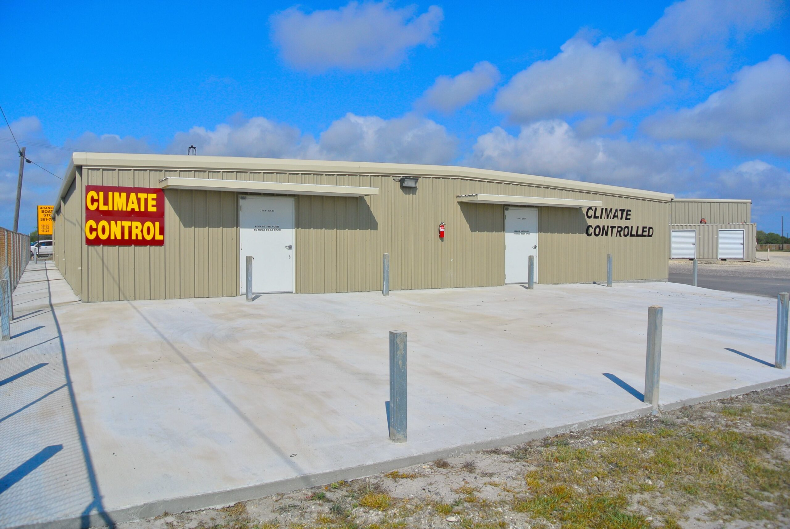 Aransas Pass Storage